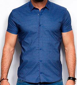 6481fe9c642 Мужские рубашки с коротким рукавом купить в интернет магазине в Украине