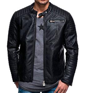 098961d9638 Мужские кожаные куртки купить в интернет магазине в Украине