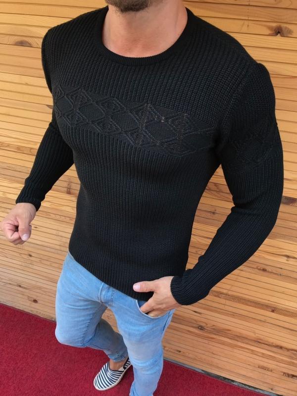 Виды мужских свитеров. Какой выбрать на сезон 19/20?