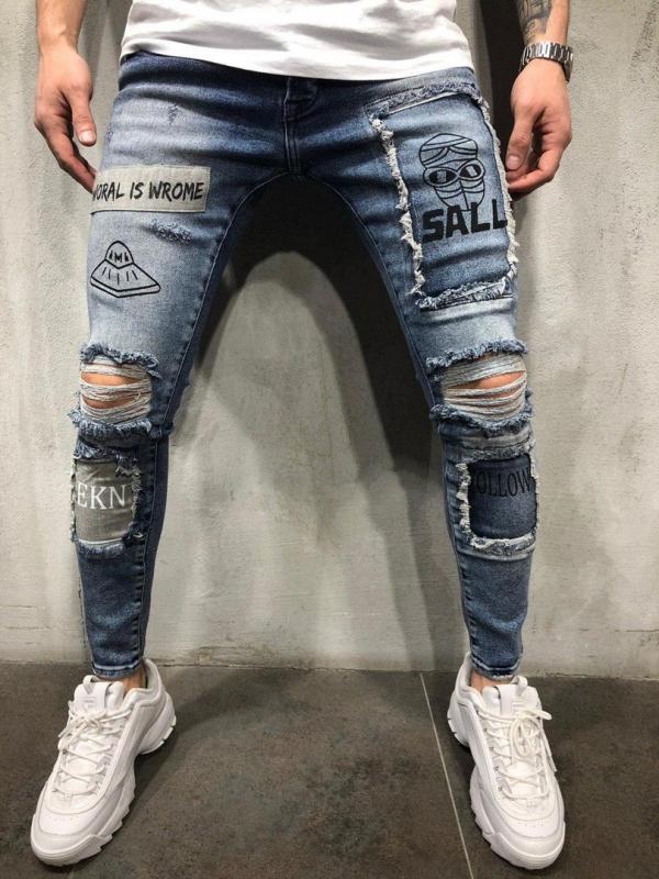 Актуальные модели мужских джинсов. С чем носить в 2019/20 году?