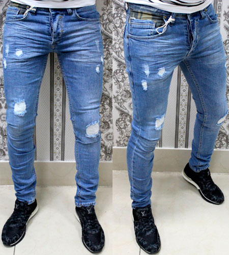 Мужские джинсы своими руками фото 465