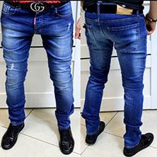 Модные Мужские Джинсы Dsquared D-126