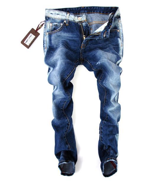 Синие джинсы мужские доставка
