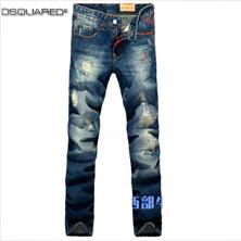 Темно-Синие Джинсы Dsquared2 D-96