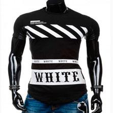Мужская Футболка Black&White Ф-177
