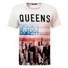 Футболка Queens 2 цвета Ф-198