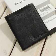 Кожаный Мужской Кошелек Calvin Klein K-24