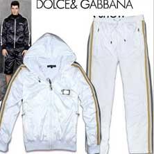 Мужской Спортивный Костюм Dolche Gabbana K-22