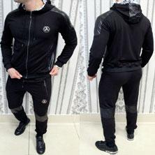Черный Спортивный Костюм Philipp Plein К-28