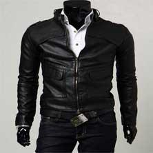 Черная Куртка K-101
