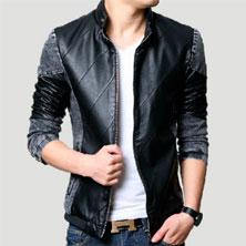 Неординарная Мужская Куртка К-107