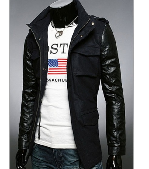 5fa7d4b7d18 Мужская Куртка на Позднюю Осень К-132