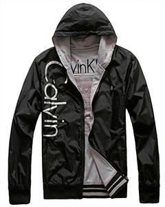 Черная Мужская Куртка Calvin Klein KR-38