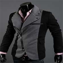 Стильное Мужское Пальто K-73