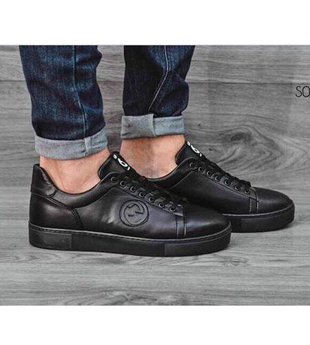 Мужская Брендовая Обувь Gucci T-134 06d9304ad76
