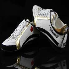 Белая Обувь Dsquared DSQ-4