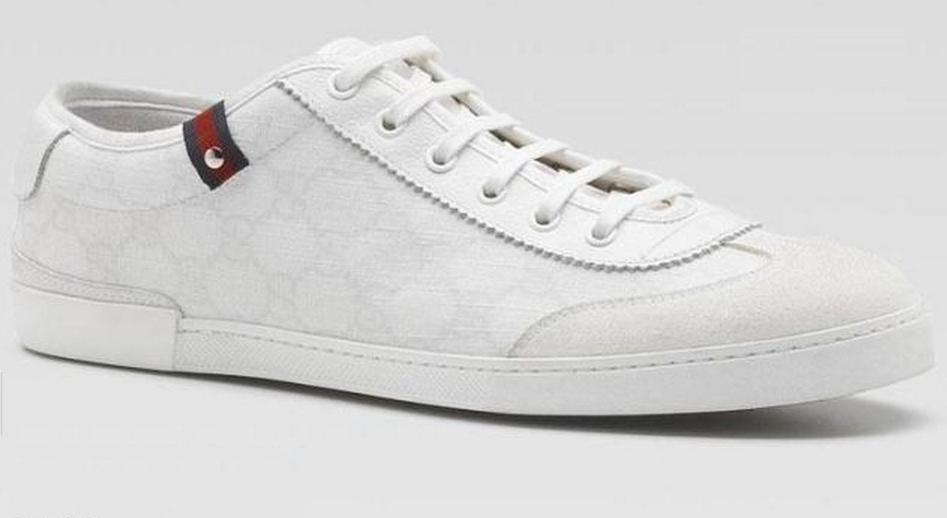 329de66cd Белая Мужская Обувь Gucci T-46