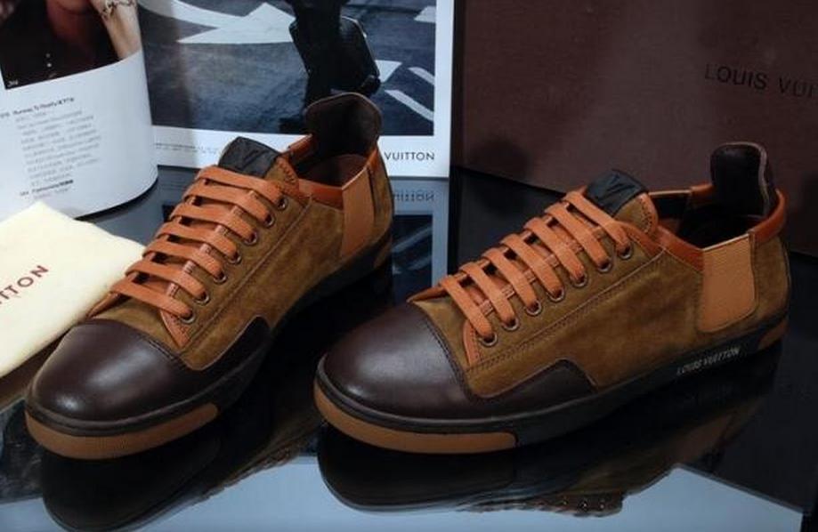Мужская Обувь Louis Vuitton T-54