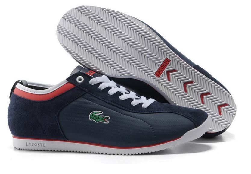 Мужские кроссовки Lacoste