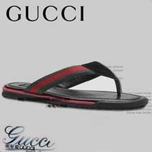 Мужские Тапочки Gucci T-78