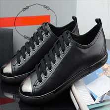 Черная Стильная Обувь Т-84