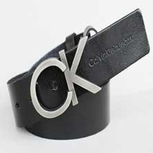 Черный Ремень Calvin Klein P-40