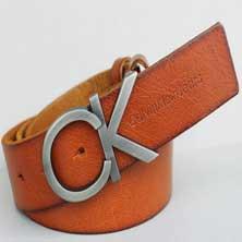 Кожаный Мужской Ремень Calvin Klein P-41