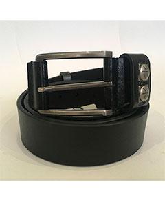 Черный Мужской Ремень Calvin Klein P-43