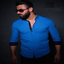 Стильная Рубашка Мужская Р-116