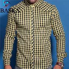 Клетчатая Рубашка Мужская Р-154