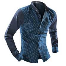 Неординарная Рубашка Мужская Р-211