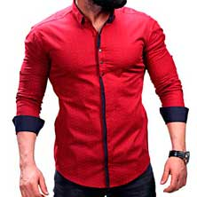 Красная Рубашка Р-216