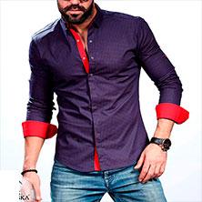 Стильная Мужская Рубашка Р-312
