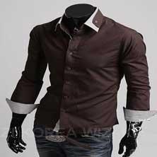 Коричневая Рубашка Р-34