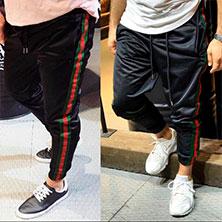 Модные Спортивные Мужские Штаны Б-11