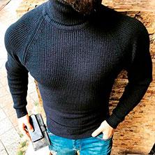 Молодежный вязаный пуловер с доставкой