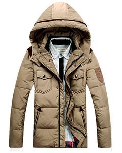 Зимняя Куртка Мужская Z-1317