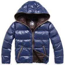 Синяя Зимняя Куртка Z-1214