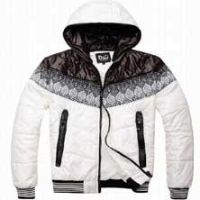 Белая Куртка DG K-72