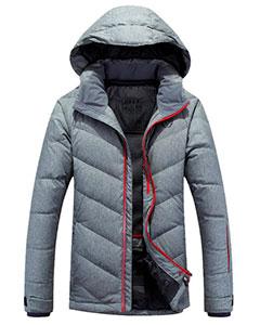 Стильная Зимняя Куртка Мужская Z-1288