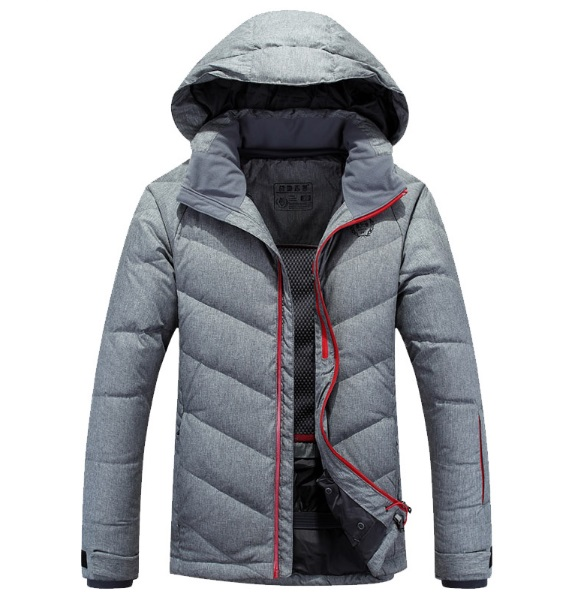Стильная Зимняя Куртка Мужская Z-1288 f4669a0a808bb